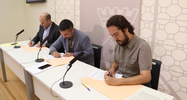 L'Ajuntament i el CIESC col·laboren per donar oportunitats laborals a persones incloses en programes municipals d'inserció social