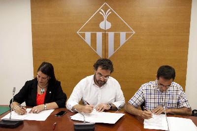 Sabadell, Barberà i Castellar prestaran de forma compartida  el servei  de grua municipal