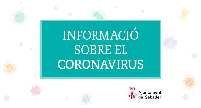 Recull de les mesures en el sector esportiu a Sabadell en relació al COVID- 19