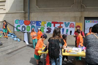 La venda a les parades de les cooperatives escolars posa fi al programa 'Cultura Emprenedora a l'escola'