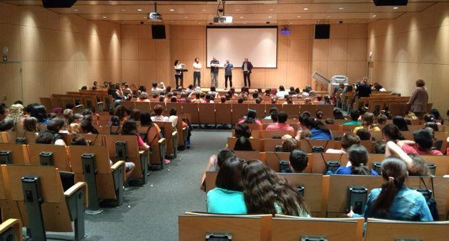 El programa de Cultura Emprenedora CUEME tanca el curs amb una trobada de l'alumnat participant