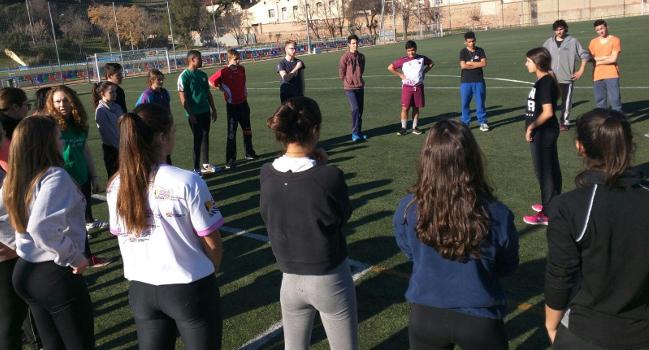 """Nou curs de voluntari de l'Esport Escolar """"Joc i Esport"""""""