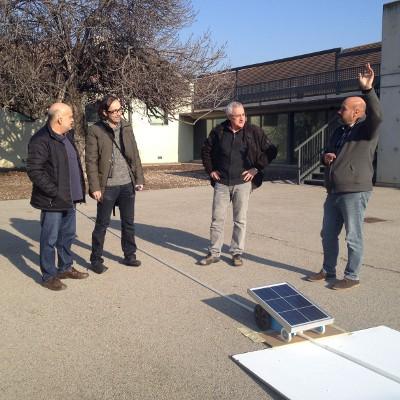 L'Ajuntament i el Gremi d'Instal·ladors organitzen la 1a Cursa Solar de Sabadell