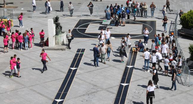 Més de 150 alumnes repartits en 7 equips han participat aquest any en la 3a Cursa Solar del Vallès