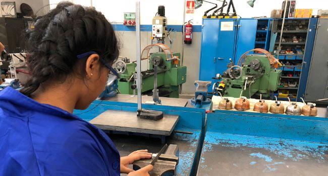 Experiència pilot a Sabadell per incrementar la presència de les dones en el sector del metall