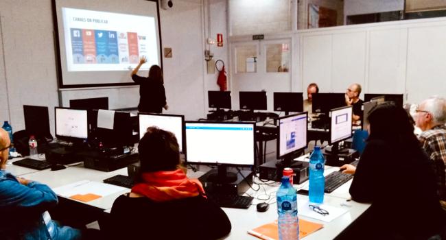 L'Oficina d'Entitats i Voluntariat de Sabadell iniciarà la 21a edició del curs d'Iniciació al Voluntariat