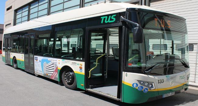 L'Ajuntament congela les tarifes d'autobús urbà per al 2021