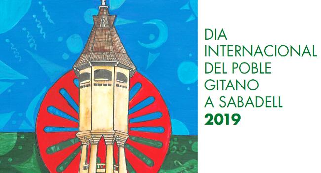 La bandera del Poble Gitano onejarà a la façana de l'Ajuntament del 5 al 8 d'abril