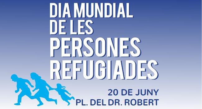 """El musical """"Alcem la veu"""" i la participació de diferents entitats protagonitzaran la commemoració a Sabadell del Dia Mundial de les Persones Refugiades"""