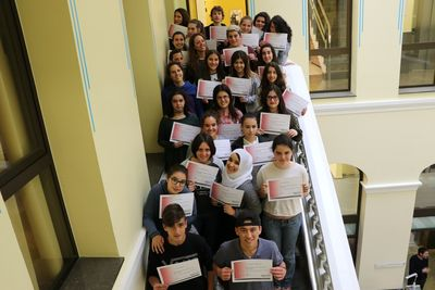 Una trentena d'alumnes d'ESO han participat en la cinquena edició del taller de resolució de conflictes