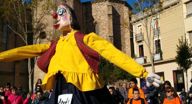 Festa de les Capacitats, aquest diumenge al passeig de la Plaça Major