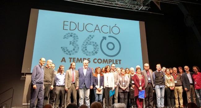 Sabadell és un dels territoris pilot per al desplegament de l'aliança Educació 360