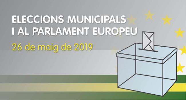 Ja es pot consultar el cens electoral per a les eleccions municipals del 26 de maig