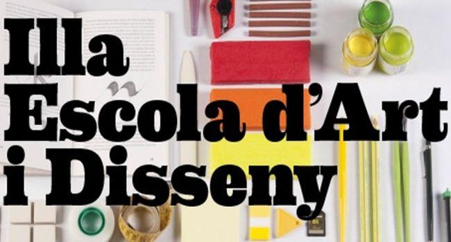 """L'Escola d'Art i Disseny Illa comença avui el curs 2018-2019 sota el lema """"Illa és..."""""""
