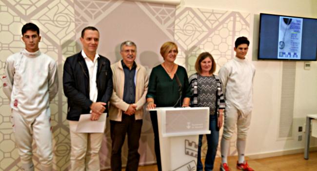 Sabadell acull aquest cap de setmana el Trofeu Internacional d'Esgrima