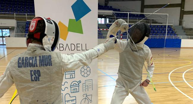 Sabadell torna a ser seu d'una prova de la Copa del Món d'Esgrima en categoria júnior