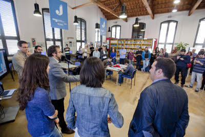 Sabadell inaugura l'Oficina Jove per convertir-se en un punt de referència de la Xarxa Nacional d'Emancipació Juvenil (XNEJ)