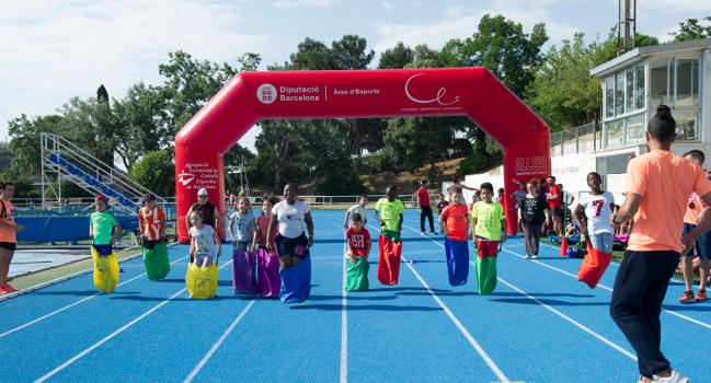 El proper dissabte es celebra una nova edició de la Diada de l'Esport Escolar en el marc de la 65ª Festa de l'Esport