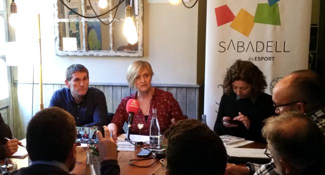 Sabadell es situa per sobre de la mitjana catalana i europea en el percentatge de població que practica esport
