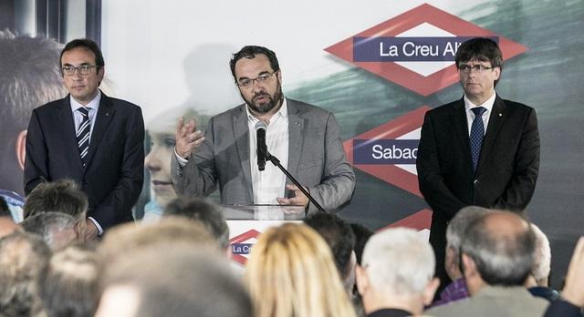 Sabadell inaugura tres noves estacions de tren i culmina el perllongament de la línia