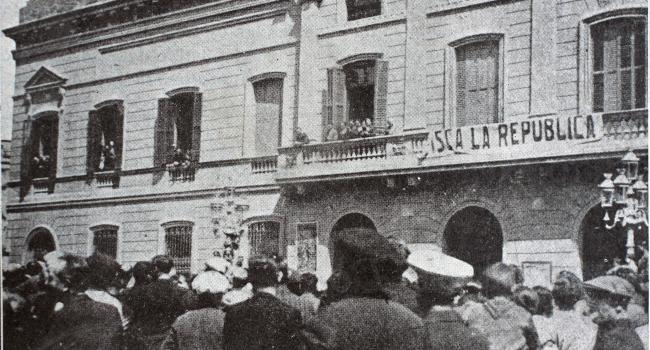El Museu d'Història inaugura una exposició per commemorar els 90 anys de la Segona República