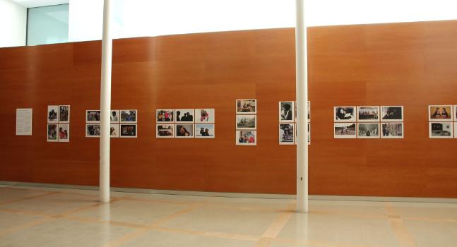 Una exposició amb obres d'alumnes de l'Escola Illa es pot veure aquests dies a l'Hospital Taulí