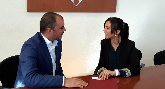 La urgència per assolir la Ronda Nord centra la reunió que avui han mantingut els alcaldes de Sabadell i Terrassa, Marta Farrés i Jordi Ballart