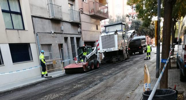 El pla de millora de ferms continua la setmana vinent a diferents punts del sud de Sabadell