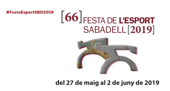 Reconeixement als finalistes de la 66a Festa de l'Esport