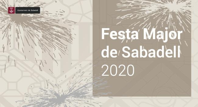 La Festa Major del 2020 es reinventa prioritzant la presència als barris, les propostes locals i familiars i amb la voluntat de contribuir a la reactivació econòmica