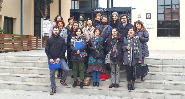 Trobada a Sabadell del Fòrum de les Ciutats amb Consell de la Formació Professional de Catalunya