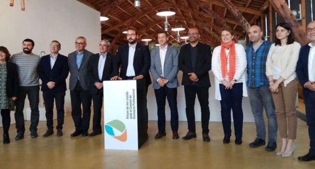 Sabadell s'adhereix al Fòrum de les Ciutats amb Consell de Formació Professional de Catalunya