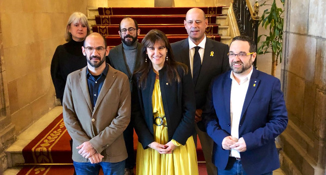 L'Any Colla de Sabadell esdevé també commemoració del Govern de la Generalitat