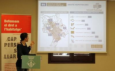 Més 500 famílies es poden quedar al seu habitatge gràcies a la intermediació municipal