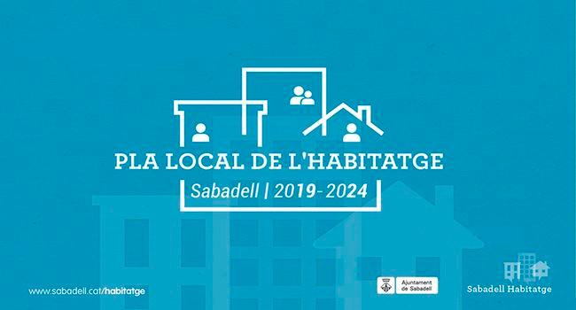 En marxa, un qüestionari per ajudar a definir les polítiques d'habitatge a Sabadell de cara als propers anys