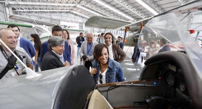 L'Hangar-Museu a l'Aeroport de Sabadell, primera fase del futur Museu Aeronàutic de Catalunya