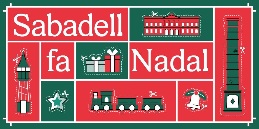 Sabadell viurà el Nadal i ho farà de forma segura