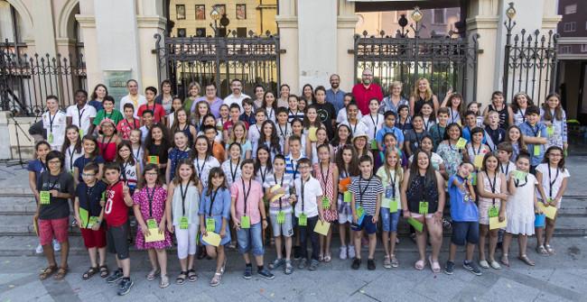 Sabadell dona veu als nens i a les nenes a través de la constitució del Consell dels Infants