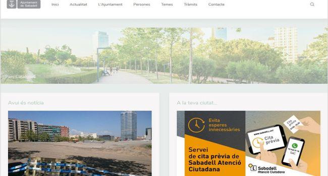 L'Ajuntament de Sabadell renova el Segell Infoparticipa que reconeix la transparència i la qualitat de la informació