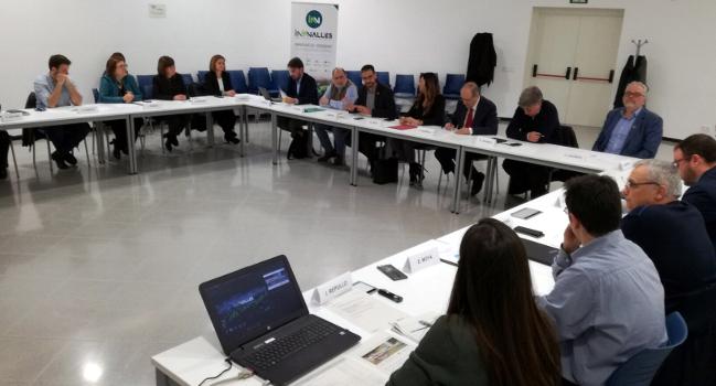 El projecte ININVALLÈS de disseny i innovació industrial assenta les bases per millorar la competitivitat del territori