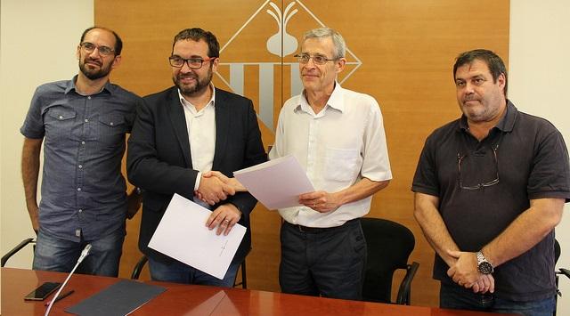 Sabadell i ISGlobal formalitzen la col·laboració per desenvolupar polítiques ambientals que afavoreixin la salut i la qualitat de vida de la ciutadania