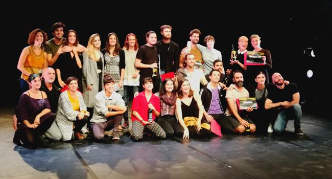 Javier Guerrero guanya el 1r premi del XII Certamen Coreogràfic de Sabadell amb la peça