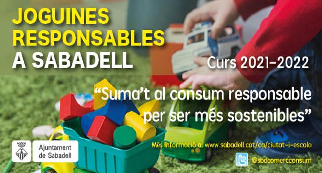 La segona edició del projecte de Joguines Responsables comptarà amb més participació d'alumnes de 5è i 6è de primària