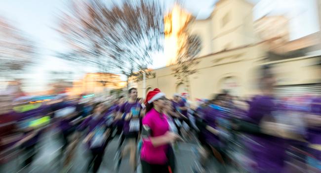 """Prop de 2.000 participants correran la setena Cursa de Cap d'Any """"La Nostra"""""""