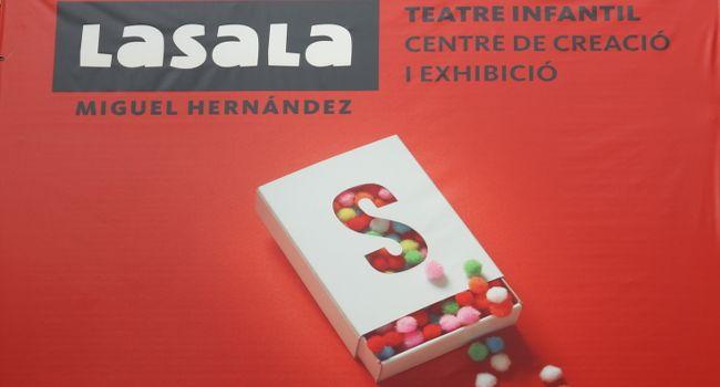 La programació de LaSala inclou 20 espectacles contemporanis per a infants i joves de fins a 14 anys