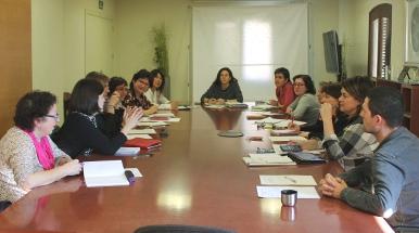 Sessió de treball de diferents municipis per compartir experiències i línies d'actuació de les polítiques LGTBIQ