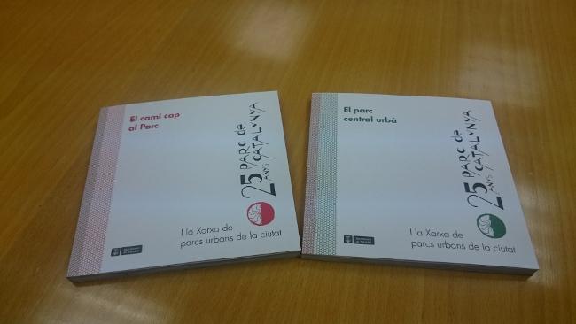 L'Ajuntament edita un llibre sobre el parc de Catalunya, el primer gran parc urbà de Sabadell
