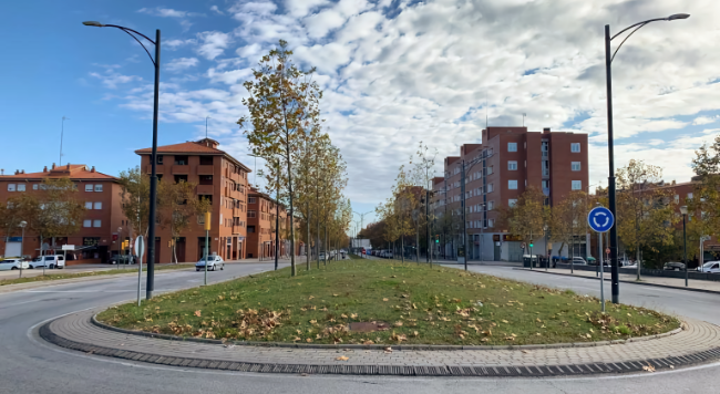 Comencen les obres d'adequació paisatgística a cinc espais i places de Sabadell