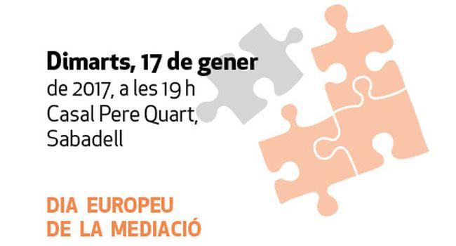 Conferència de Santiago Vidal sobre Justícia Restaurativa i Mediació, en el marc del Dia Europeu de la Mediació