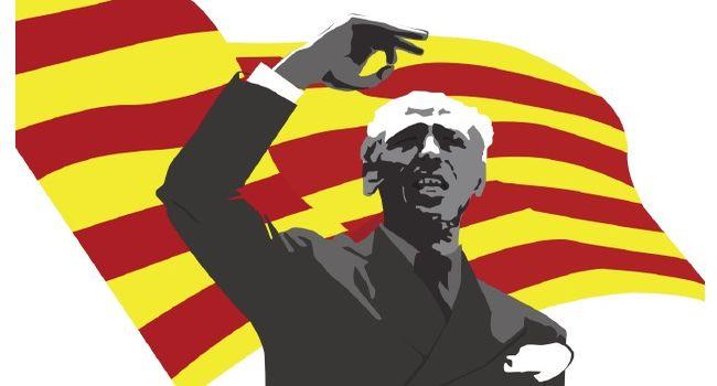 Acte d'homenatge al president Lluís Companys amb motiu de l'aniversari del seu afusellament